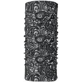 P.A.C. Ocean Upcycling Scaldacollo tubolare, nero/bianco